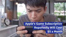 The News On Apple Gaming
