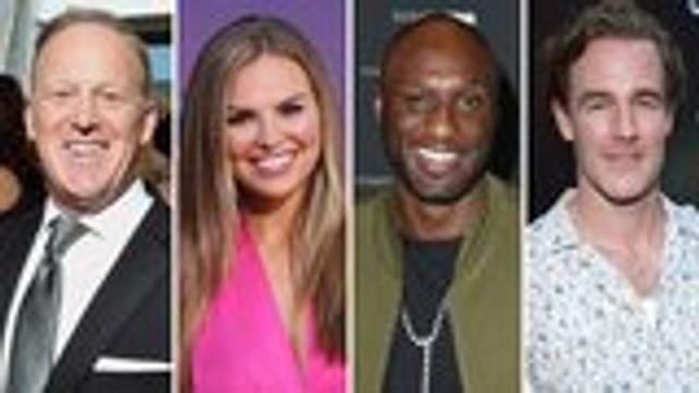 'Dancing With the Stars' Sets Celebrity Cast For 28th Season | THR News