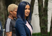 Cardi B Trashes the NYPD on Social Media