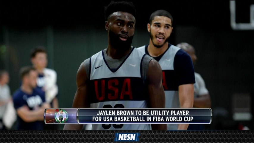 Jaylen Brown To Have Versatile Role For Team USA