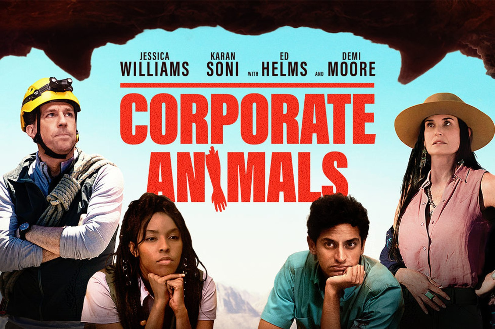 Corporate Animals Red Band Trailer (2019) Horror Movie