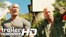 HOBBS - SHAW Final Trailer (2019) - The Rock - Jason Statham Fast - Furious Spin-Off Movie