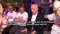 Ergün Atalay'a Tank Palet eyleminde tepki: Sen hiç konuşma