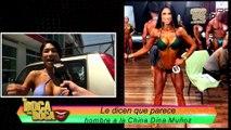 ¿Parece hombre? La 'China Muñoz' criticada por su cuerpo