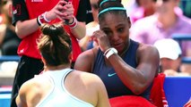Serena Williams Spotted At Amusement Park Waiting For 'Mini Rollercoaster' After Withdrawing From Tennis Tournament