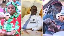 "Sama Khalate – Vacances du Président – ""Macky Sall amna droit dieul Vacances niit dongue la"""