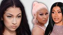 Bhad Bhabie Shades Nicki Minaj & Cardi B