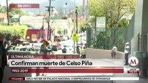 Celso Piña muere a los 66 años