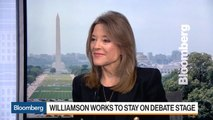 Dem. Pres. Candidate Williamson : Absolutely' a Capitalist