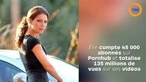 Une très célèbre actrice X vit aujourd'hui dans les égouts de Las Vegas, parmi les SDF !