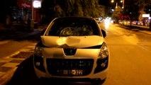 AKSARAY Otomobiliyle çarptığı kadın öldü, polis aracı önünde ağladı