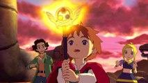 Ni no Kuni : La Vengeance de la Sorcière Céleste Remastered - Bande annonce Japon