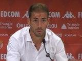 """ASM - Lecomte : """"Monaco est un club de standing que j'espérais toucher"""""""
