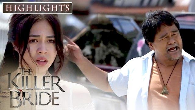 Andres rebukes Emma's presence in Las Espadas | TKB