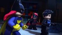 "LEGO DC: Batman - Family Matters clip - ""It's A Trap"""