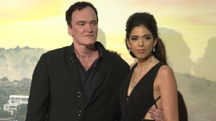 Quentin Tarantino & Wife Expecting First Child