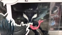 Marvel Venomized Groot Venom Funko Pop Vinyl Figure Detailed Look Out the Box