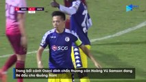 Đội trưởng Văn Quyết thể hiện phong độ đỉnh cao như tuổi đôi mươi từ sau chấn thương | HANOI FC