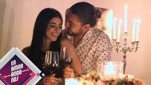 ¡Marian y Alann celebraron su amor con romántica cita! | Enamorándonos