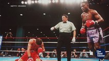 Evander Holyfield Remembers Pernell Whitaker