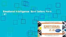 Emotional Intelligence  Best Sellers Rank : #1