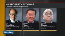 How Are Hong Kong Protests Affecting Property Tycoons?