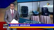 DOTr, nagsasagawa ng public consultation para sa IRR ng Child Safety in Motor Vehicles Act