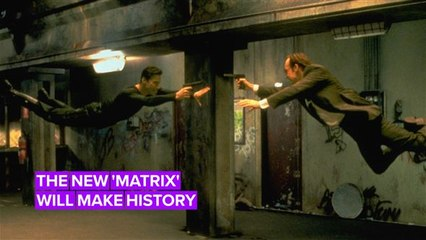 Everything to know about The Matrix 4