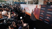 "Jada Pinkett Smith ""Angel Has Fallen"" World Premiere in 4K"