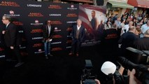"Nick Nolte ""Angel Has Fallen"" World Premiere in 4K"