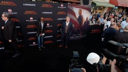 """Nick Nolte """"Angel Has Fallen"""" World Premiere in 4K"""