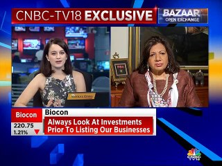 Need to address all market opportunities opening up for us, says Biocon
