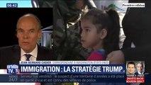 Donald Trump veut autoriser la détention illimitée d'enfants migrants