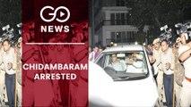 CBI Arrests P Chidambaram