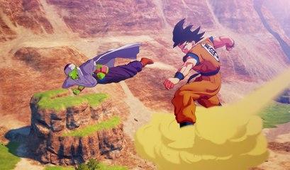 Dragon Ball Z Kakarot, gameplay del modo aventura
