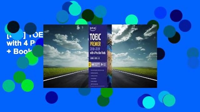 [Doc] TOEIC Premier 2018-2019 with 4 Practice Tests: Online + Book + CD