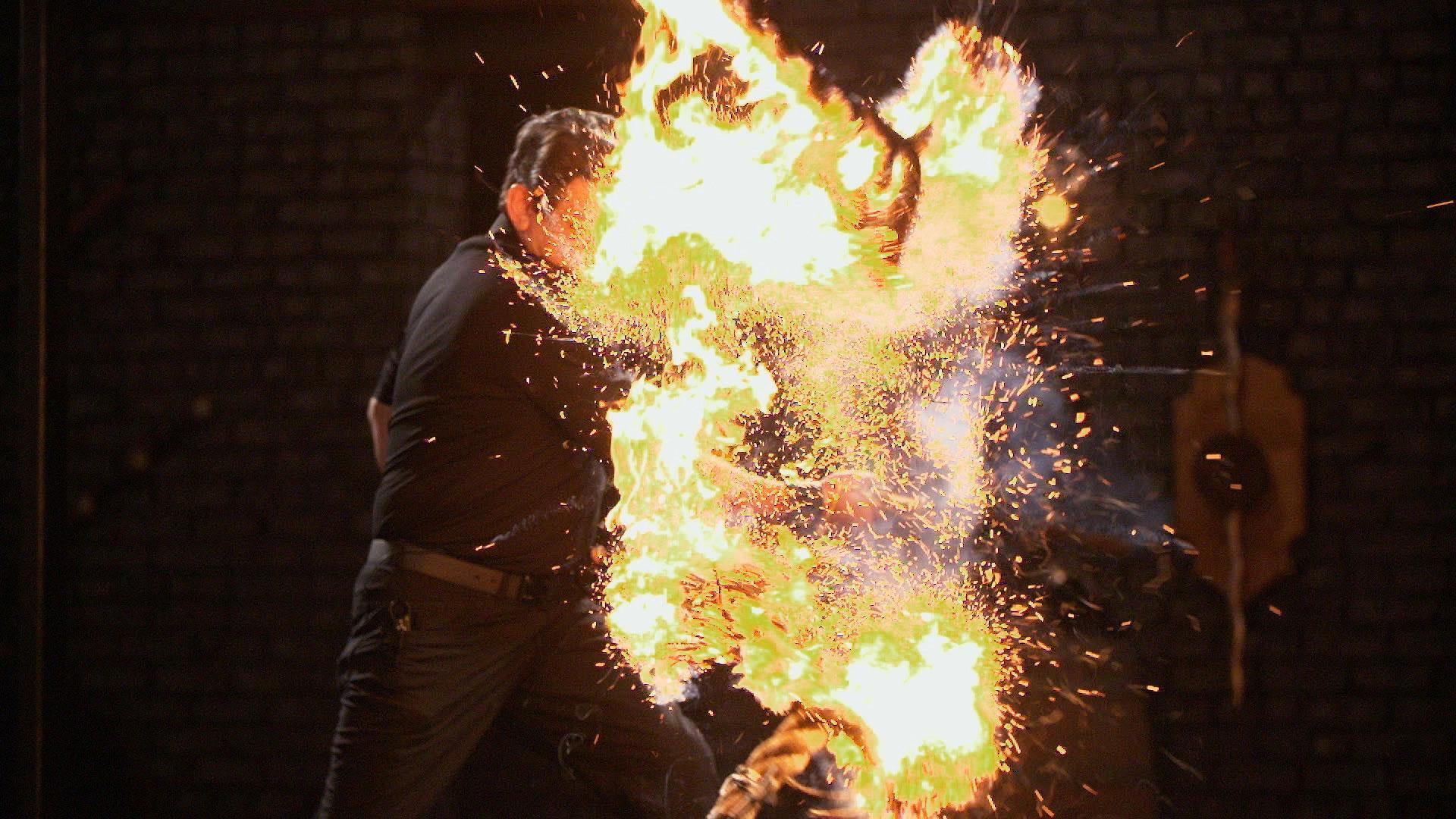 Forged in Fire: Scrap Metal Chopper Tests