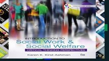 [READ] Empowerment Series: Introduction to Social Work   Social Welfare: Critical Thinking