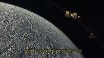 La nave India Chandrayaan-2 entra en órbita a la LUNA aterrizará el 7 de septiembre