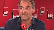 """Raphaël Glucksmann : """"Fondamentalement, il y a un espace à gauche. Et si c'est Yannick Jadot qui l'incarne, tant mieux"""""""