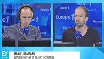 """""""La France Insoumise est une force politique qui ne repose pas que sur Jean-Luc Mélenchon"""", assure Manuel Bompard"""
