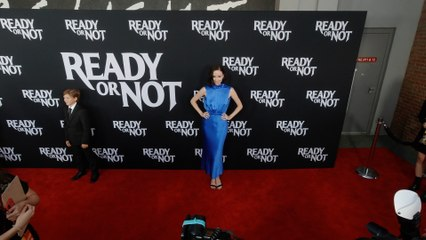 """Elyse Levesque """"Ready or Not"""" LA Premiere Red Carpet in 4K"""
