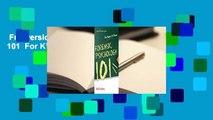 Full version  Forensic Psychology 101  For Kindle
