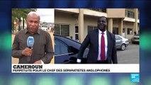 Au Cameroun- prison à vie pour le chef des séparatistes anglophones
