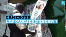La colère des 740 victimes d-un accident ferroviaire au Cameroun