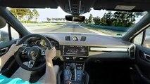 VÍDEO: ¡Wow! El Porsche Cayenne Turbo S E-Hybrid al límite en asfalto y ¡en tierra!