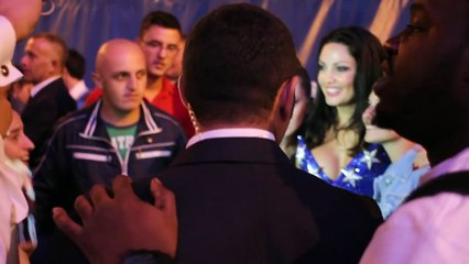 Bleona - With Her Fans After The Show (Tour 2012)