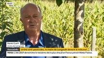 Ile-et-Vilaine: Le maire de Langouët, Daniel Cueff, comparaît devant le tribunal administratif pour avoir interdit les pesticides près des habitations - VIDEO