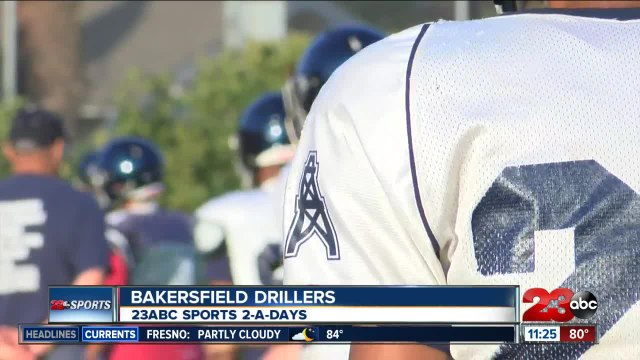 2-A-Days: Bakersfield Drillers