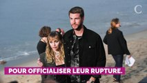 Liam Hemsworth divorce officiellement de Miley Cyrus et prend une grande décision